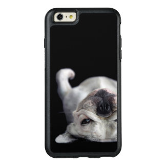 French Bulldog Resting On His Back OtterBox iPhone 6/6s Plus Case