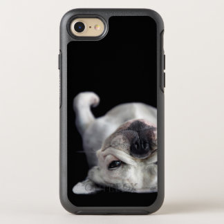 French Bulldog Resting On His Back OtterBox Symmetry iPhone 8/7 Case