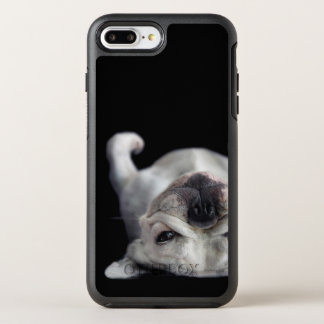 French Bulldog Resting On His Back OtterBox Symmetry iPhone 8 Plus/7 Plus Case