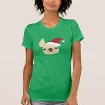 French Bulldog Santa Shirts