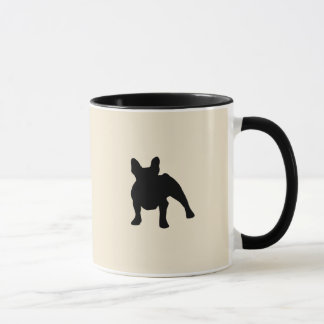 French Bulldog Silhouette Mug