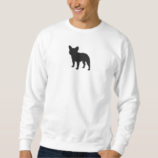 French Bulldog Silhouette Sweatshirt