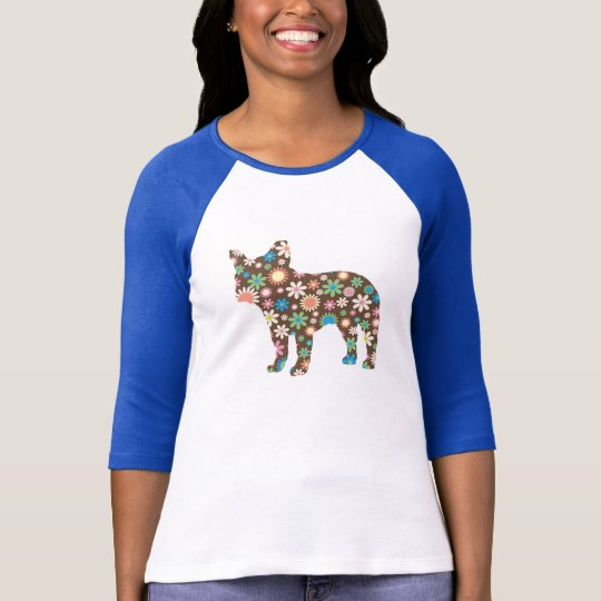 French Bulldog Silhouette T-shirt