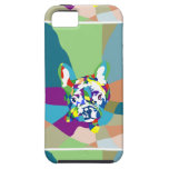 French Bulldog sitting iPhone 5 Cover