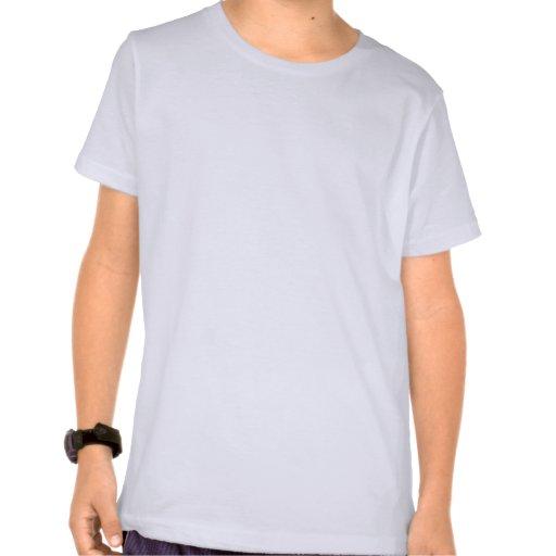 French Bulldog Skateboarding w/sunglasses Kid'sTee T-shirts
