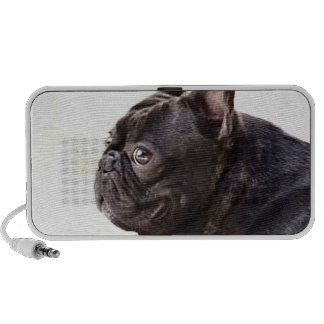 French Bulldog PC Speakers
