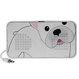 French Bulldog Portable Speakers