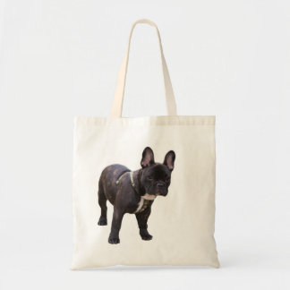 French Bulldog tote bag, gift idea