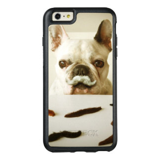 French Bulldog With A Mustache OtterBox iPhone 6/6s Plus Case