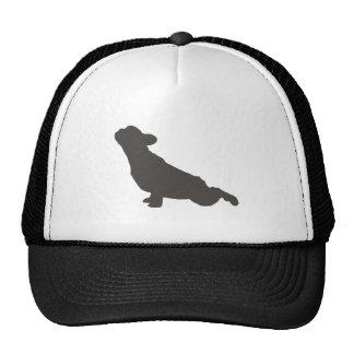 French Bulldog Yoga Pose Cap