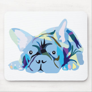 French Bulldogs Mouse Mat