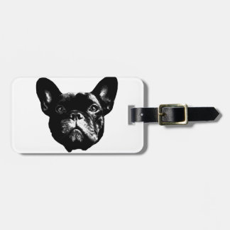 French Bulle' Luggage Tag