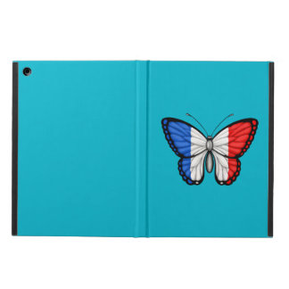 French Butterfly Flag iPad Air Cover