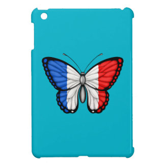 French Butterfly Flag iPad Mini Covers