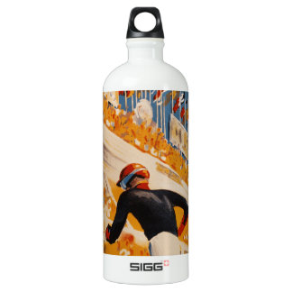 french car race vintage - 24h du Mans SIGG Traveller 1.0L Water Bottle