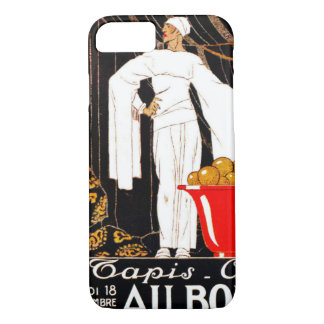 French Carpet Ad 1922 iPhone 8/7 Case