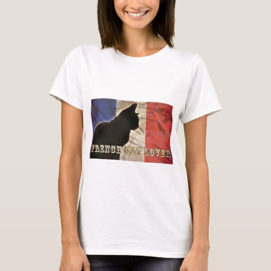 FRENCH CAT LOVER T-Shirt