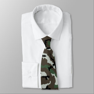 French Central Europe Camo Tie
