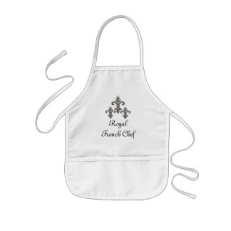 French Chef Apron