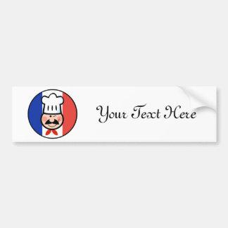 French Chef Bumper Sticker