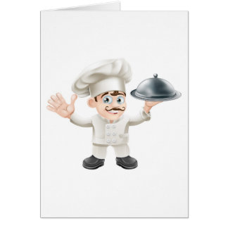 French chef cards