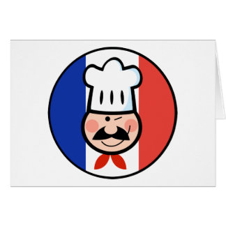 French Chef Card