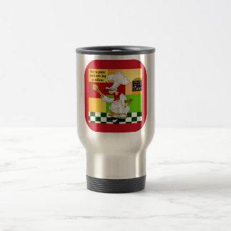 French Chef Travel Mug