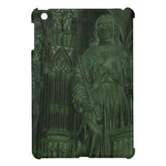 French Church Statues Case For The iPad Mini