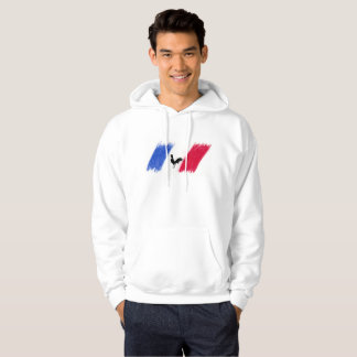 French coq hoodie