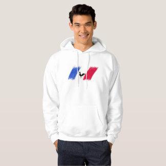 French coq hoodie