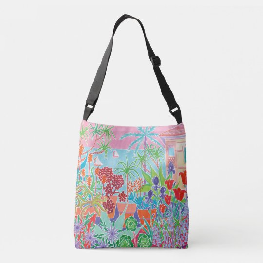 French Côte d'Azur Garden bag by Joanne Short