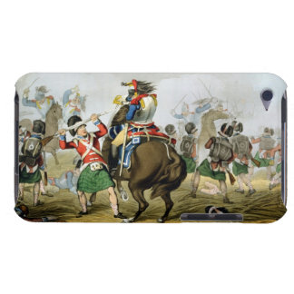 French Cuirassiers at the Battle of Waterloo, Char Barely There iPod Covers