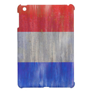 French Distressed Flag - France iPad Mini Cases