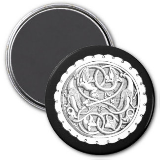 French Engraving Magnet