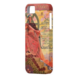 French Exposition Advertisement Case-Mate Case iPhone 5 Cases