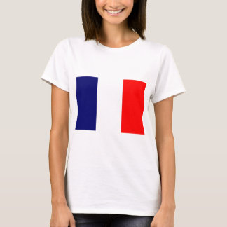 French Flag Design - OUI ! T-Shirt