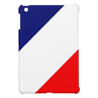French Flag iPad Mini Cover