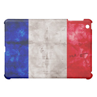 French Flag Cover For The iPad Mini