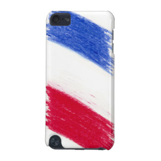French flag iPod touch (5th generation) case