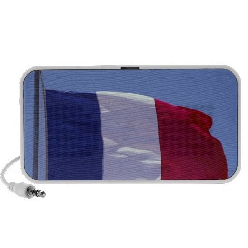 French flag laptop speakers