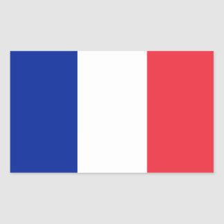 French* Flag Sticker