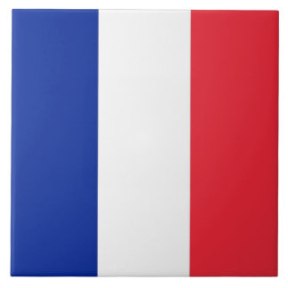 French Flag Tile