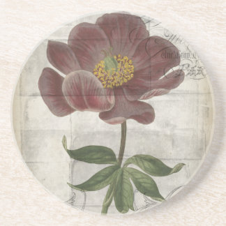 French Floral I Coaster