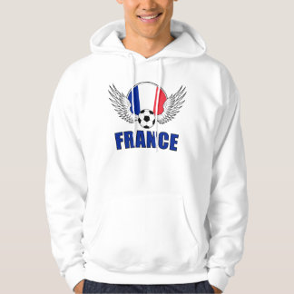 French Football Crest Hoodie