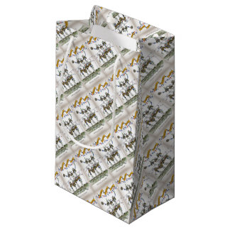 french football defenders small gift bag