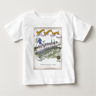french football substitutes baby T-Shirt