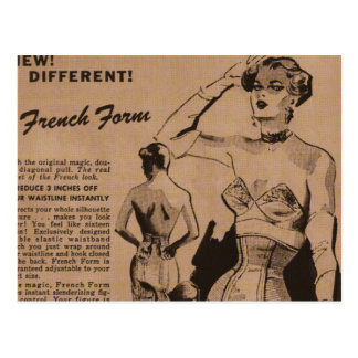French Form Post Cards