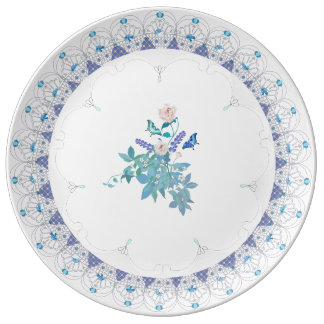 French Formal Plate