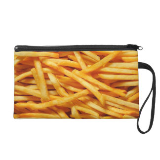 French Fries Cosmetic Bag