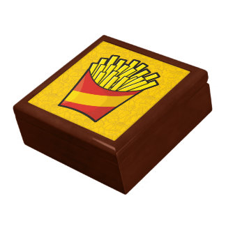 French Fries Gift Box